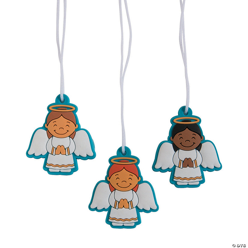 Angel Charm Necklaces Audio Thumbnail