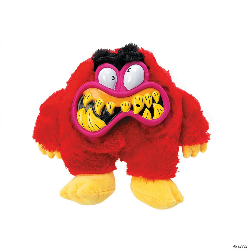 Angry Plush Monster Audio Thumbnail