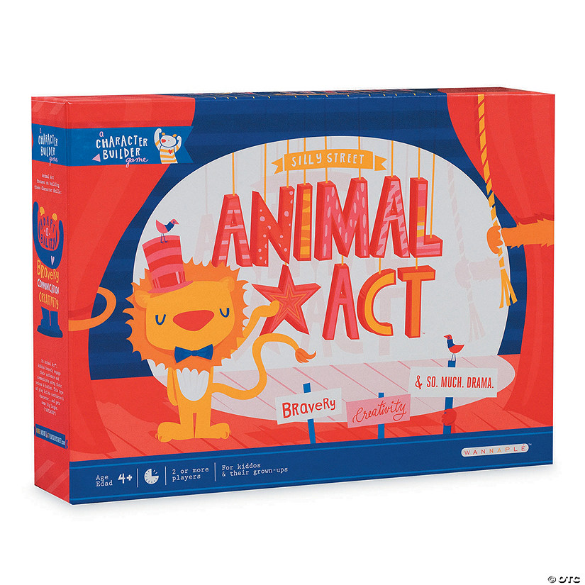 Animal Act Game Audio Thumbnail