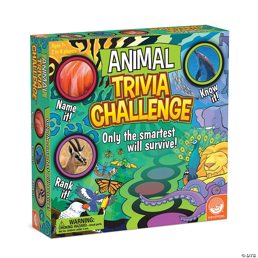 Animal Trivia Challenge Audio Thumbnail