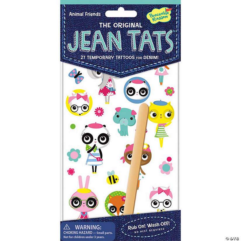 Animals Friends Jean Tats Pack Audio Thumbnail