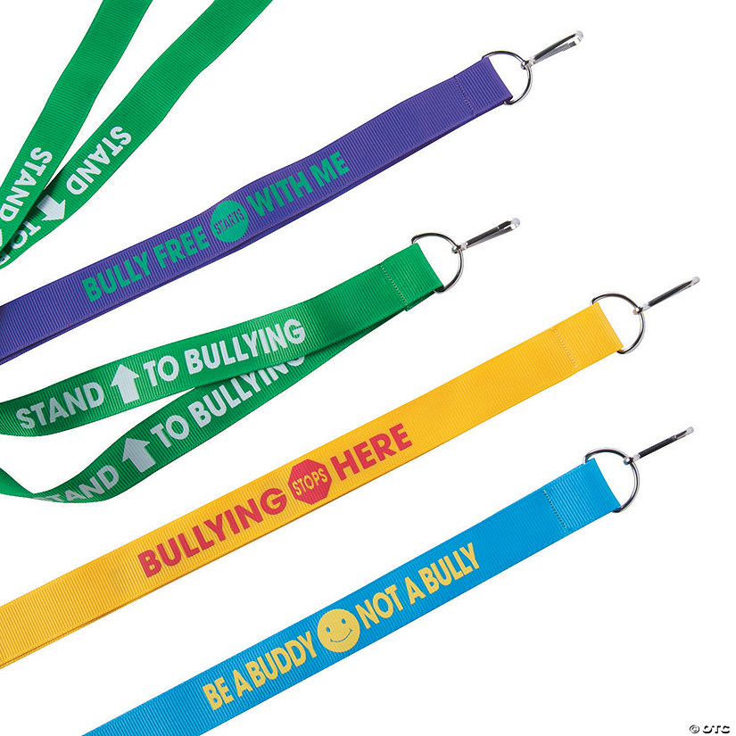 Anti-Bullying Lanyards Audio Thumbnail