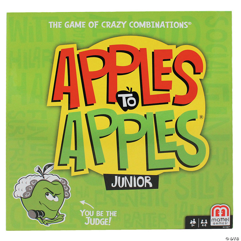 Apples To Apples Junior Audio Thumbnail