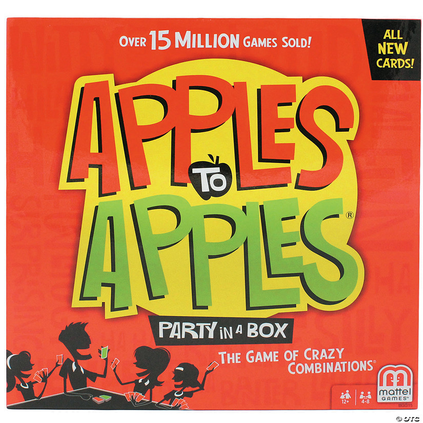Apples To Apples Party Box Audio Thumbnail