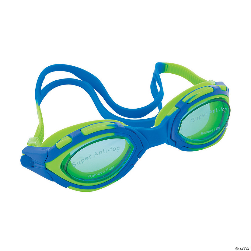Aqua2ude Aviator Swimming Goggles Audio Thumbnail