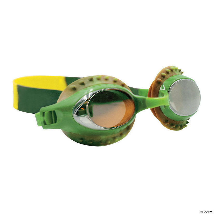 Aqua2ude Sea Monster Swimming Goggles