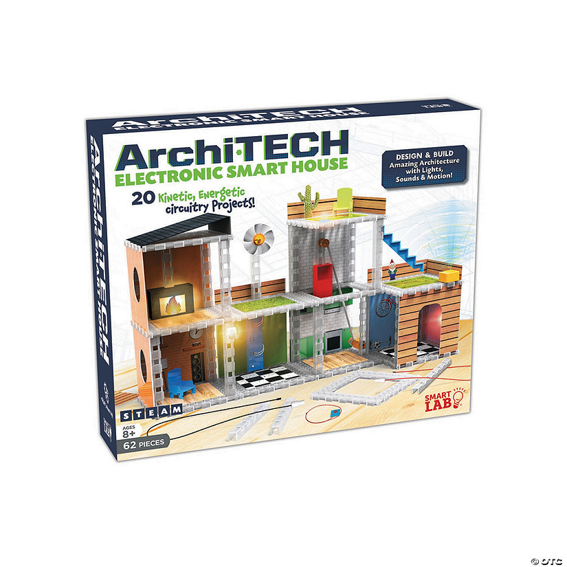 Archi-TECH Electronic Smart House Image Thumbnail