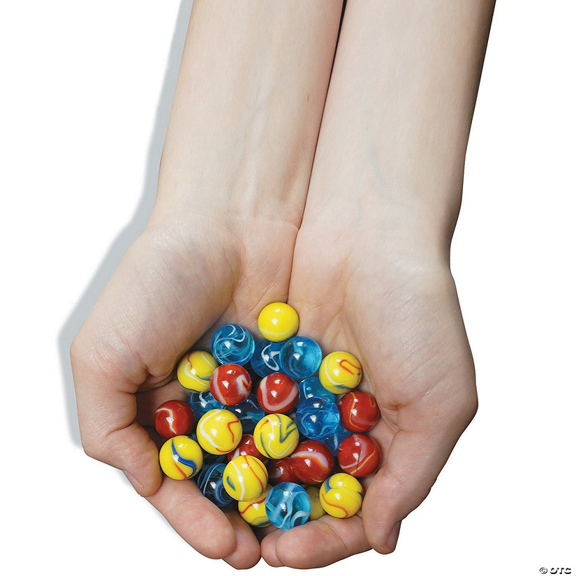 Assorted Marbles Add-On Bag