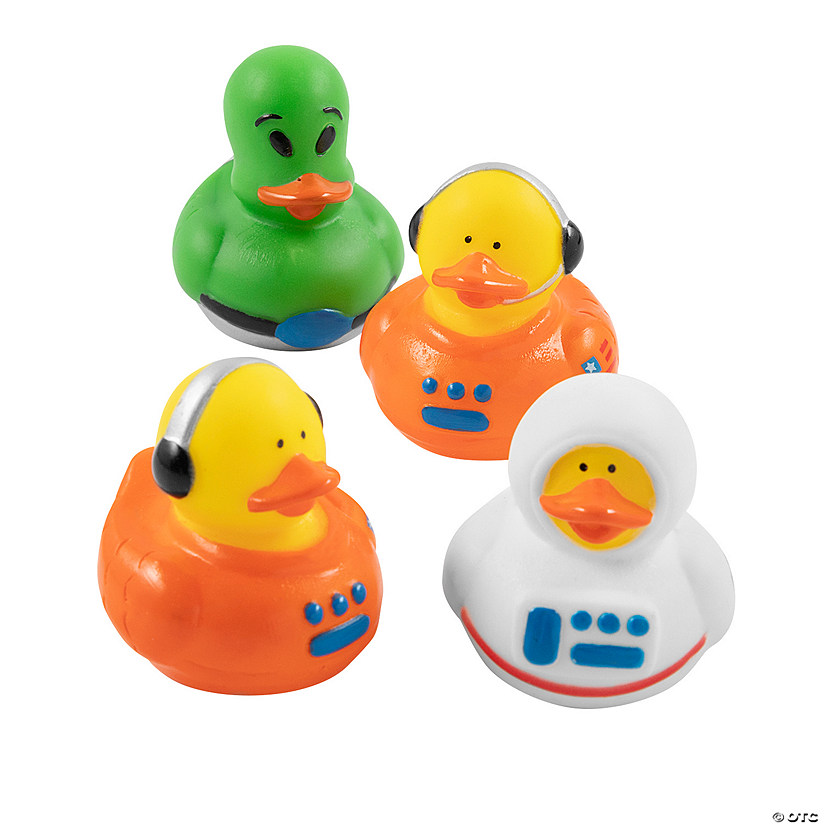Astronaut/Space Alien Rubber Duckies Audio Thumbnail
