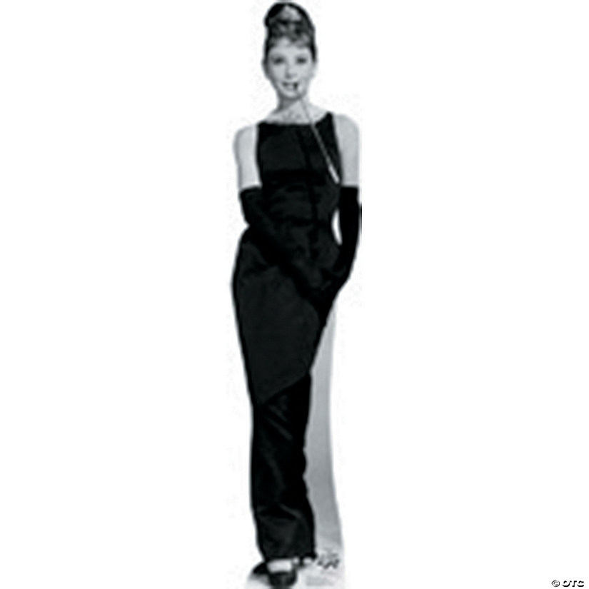 Audrey Hepburn - Breakfast At Tiffany's Cardboard Stand-Up