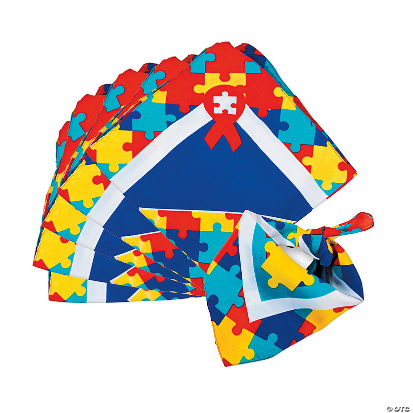 Autism Awareness Bandanas Audio Thumbnail