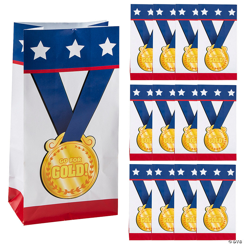 Award Medal Goody Bags Audio Thumbnail