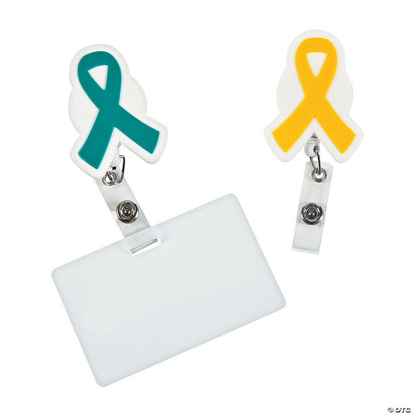 Awareness Ribbon Badge Holders Audio Thumbnail
