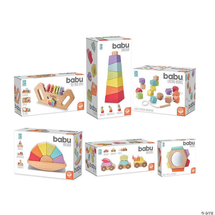 babu Set of 6