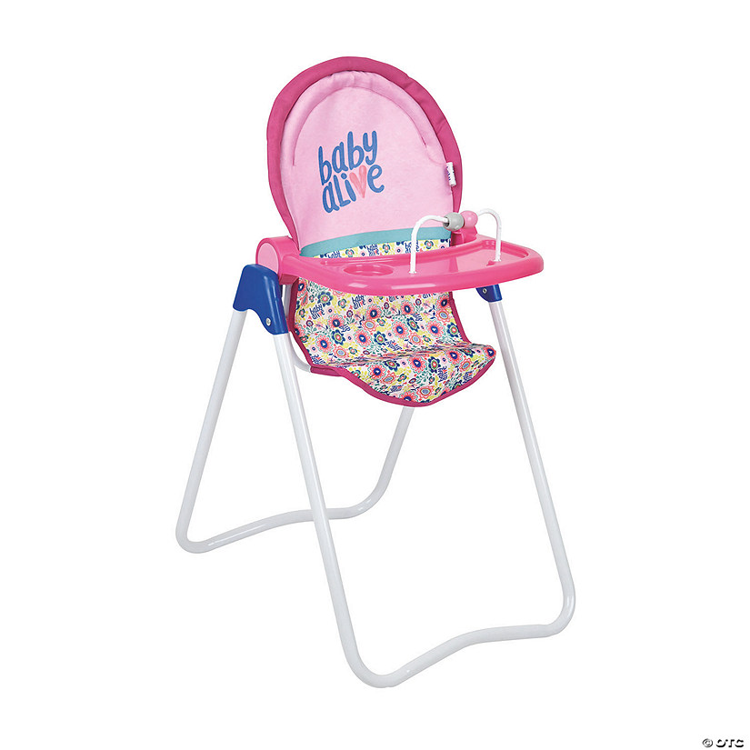 Baby Alive Snacky Doll High Chair Image Thumbnail