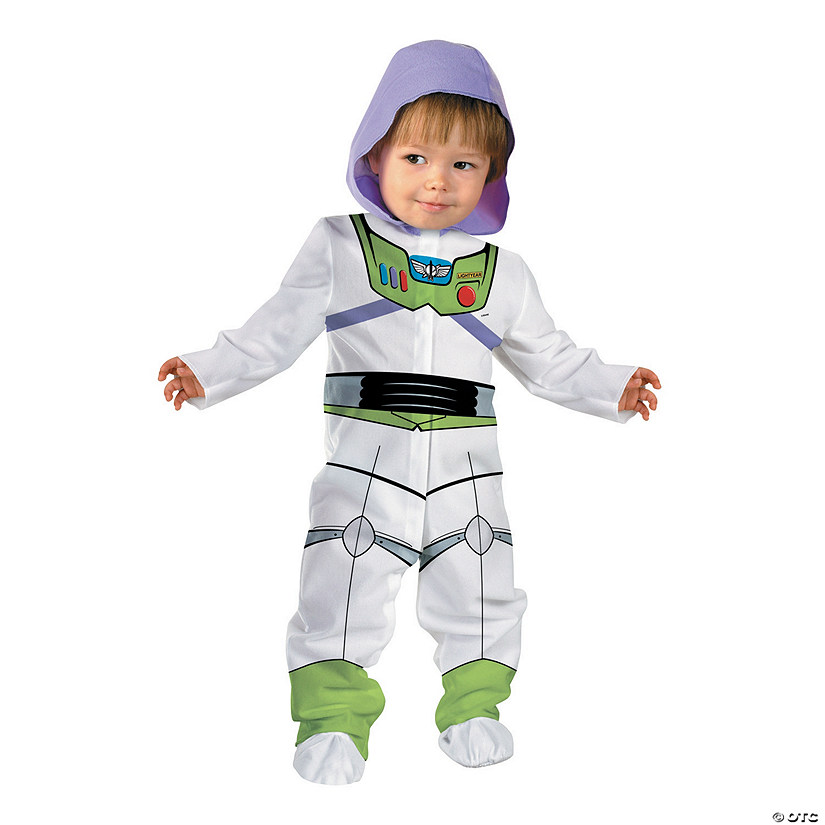Baby Boy's Toy Story™ Buzz Lightyear Costume Audio Thumbnail