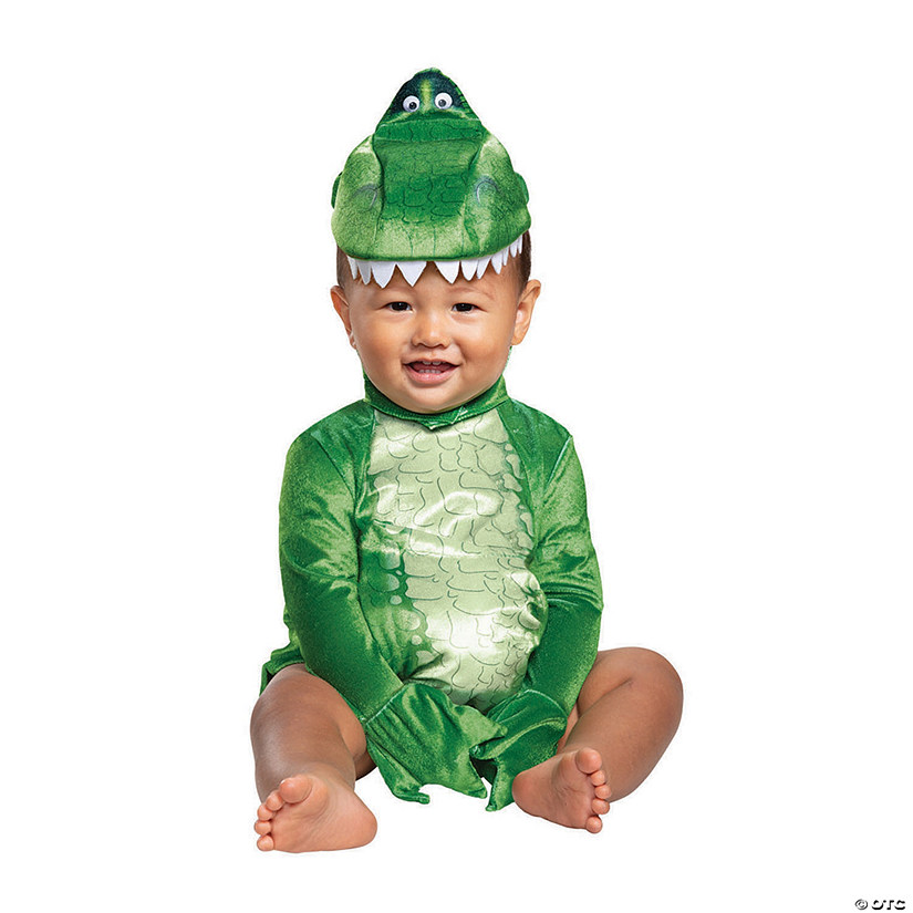 Baby Boy's Toy Story 4™ Rex Costume - 12-18 Months Audio Thumbnail