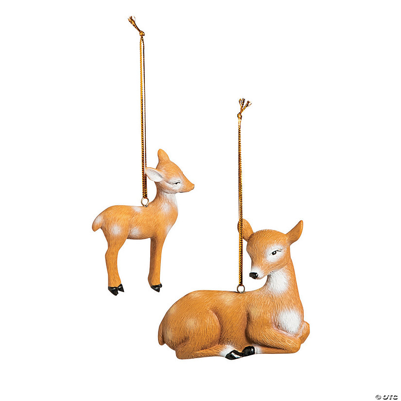 Baby Deer Ornaments Audio Thumbnail