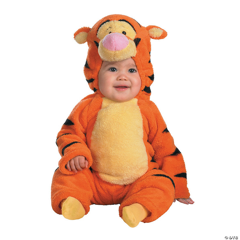75d189912d4a Baby Deluxe Plush Winnie the Pooh™ Tigger Costume