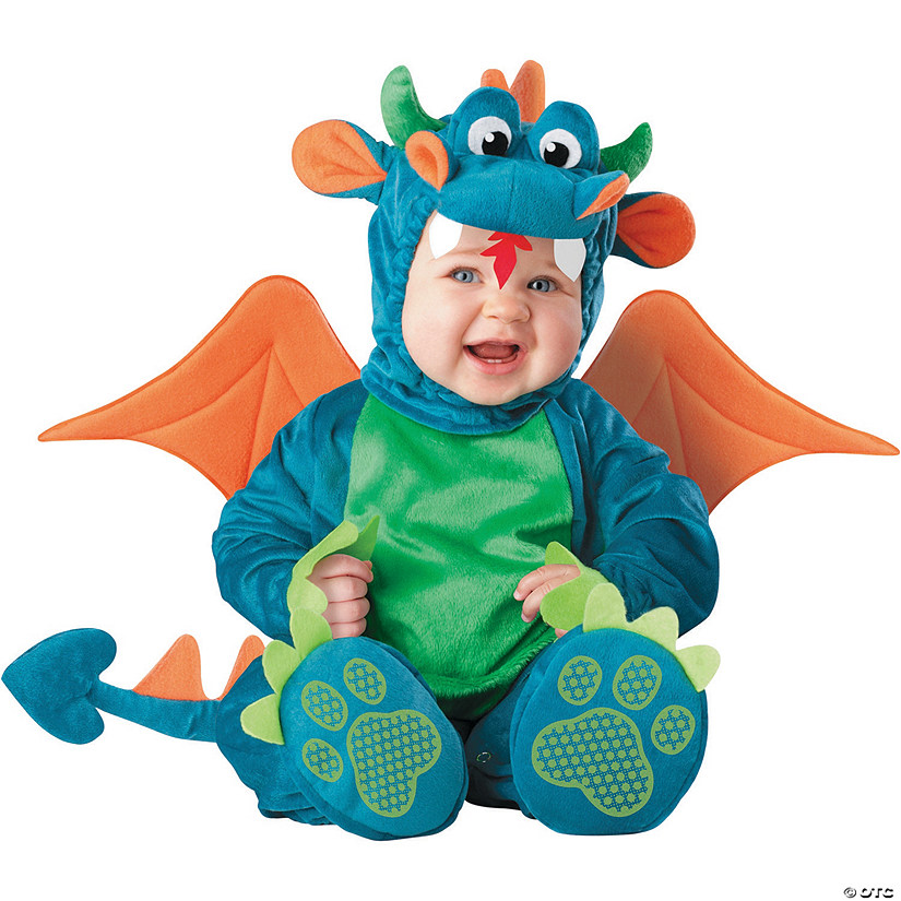 Baby Dinky Dragon Costume Audio Thumbnail