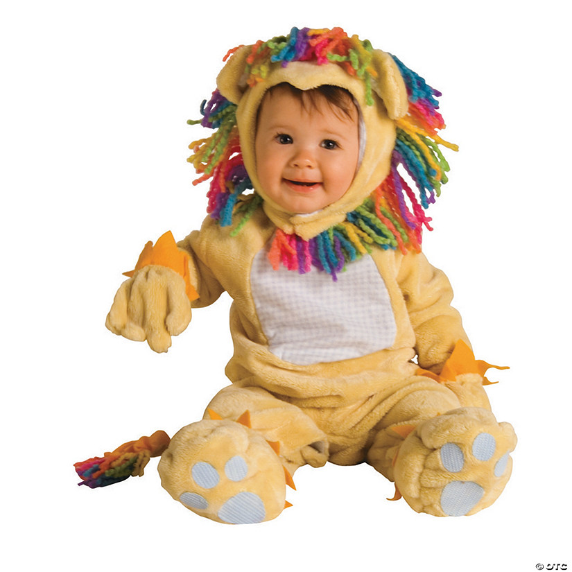 Baby Fearless Lil' Lion Costume Audio Thumbnail