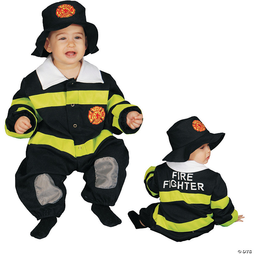 Baby Firefighter Costume Audio Thumbnail
