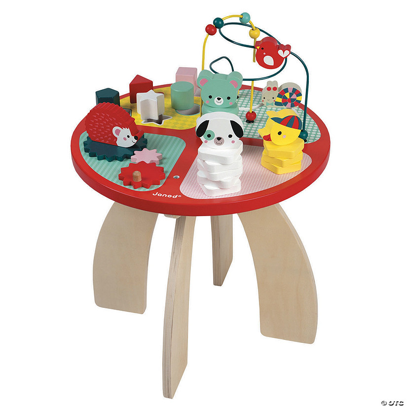 Baby Forest Activity Table Image Thumbnail