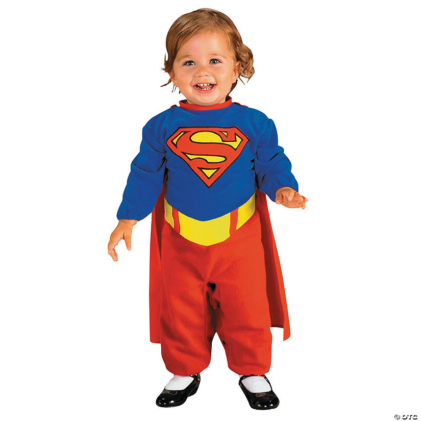 Baby Girl's Supergirl™ Costume