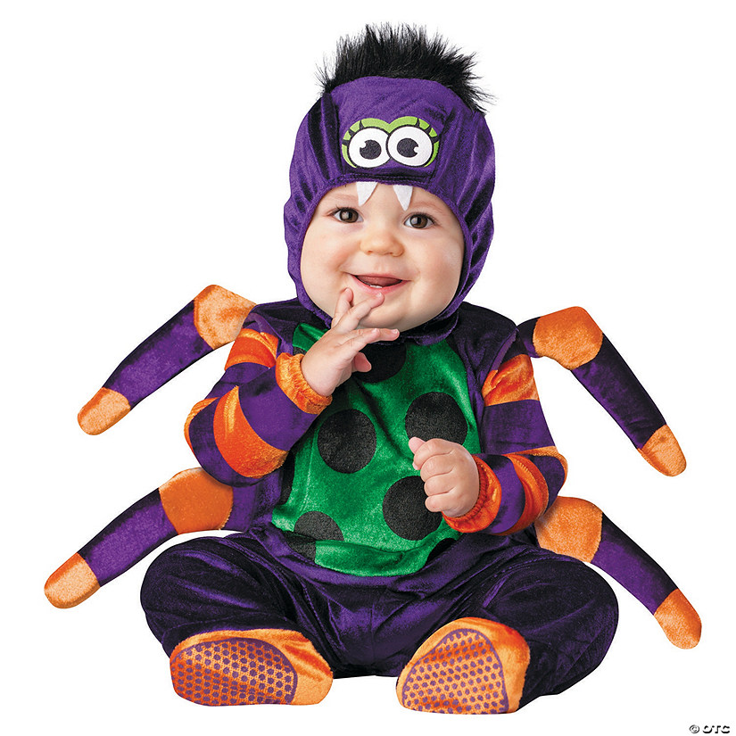 Baby Itsy Bitsy Spider Costume Audio Thumbnail
