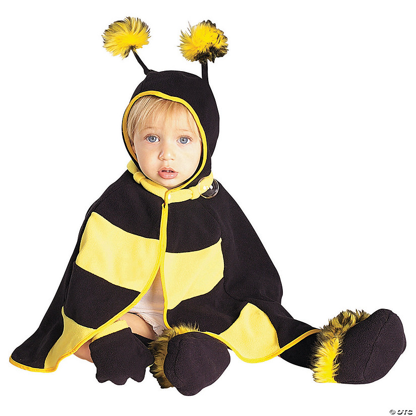 Baby Lil Bee Costume - 3-12 Months Audio Thumbnail