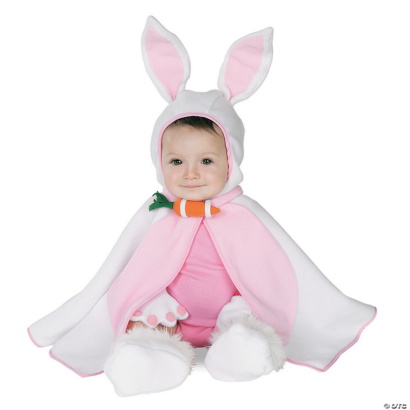 Baby Lil' Bunny Costume - 3-12 Months