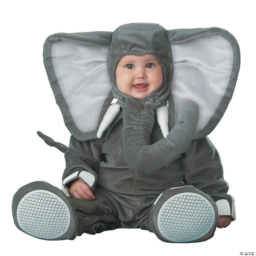 Baby Lil Elephant Costume Audio Thumbnail