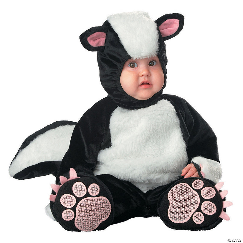 Baby Lil Stinker Skunk Costume - 12-18 Months Audio Thumbnail