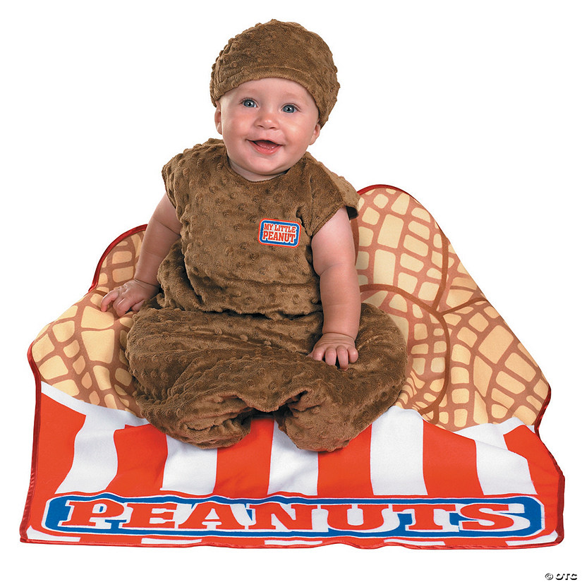 Baby Little Peanut Bunting Costume - 0-6 Months