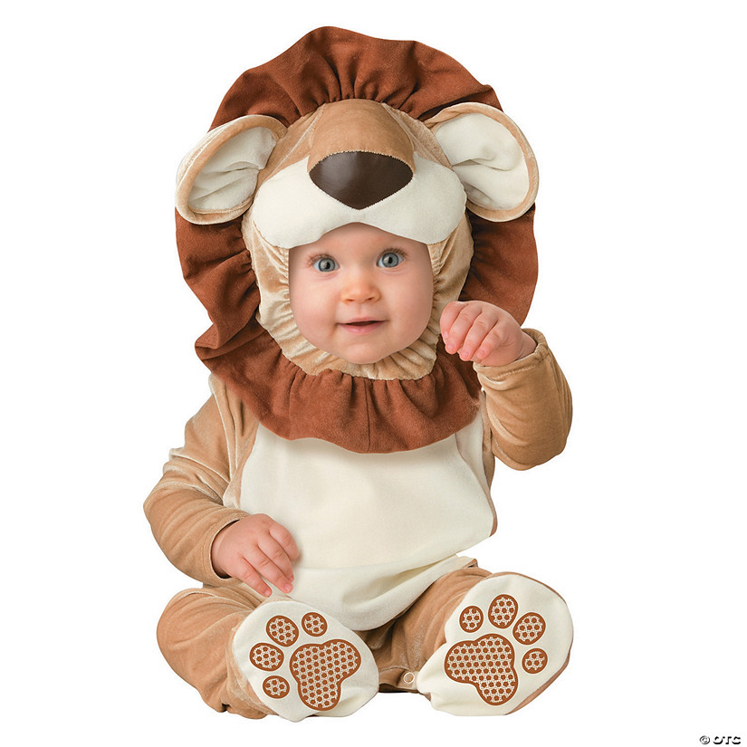 Baby Lovable Lion Costume Audio Thumbnail