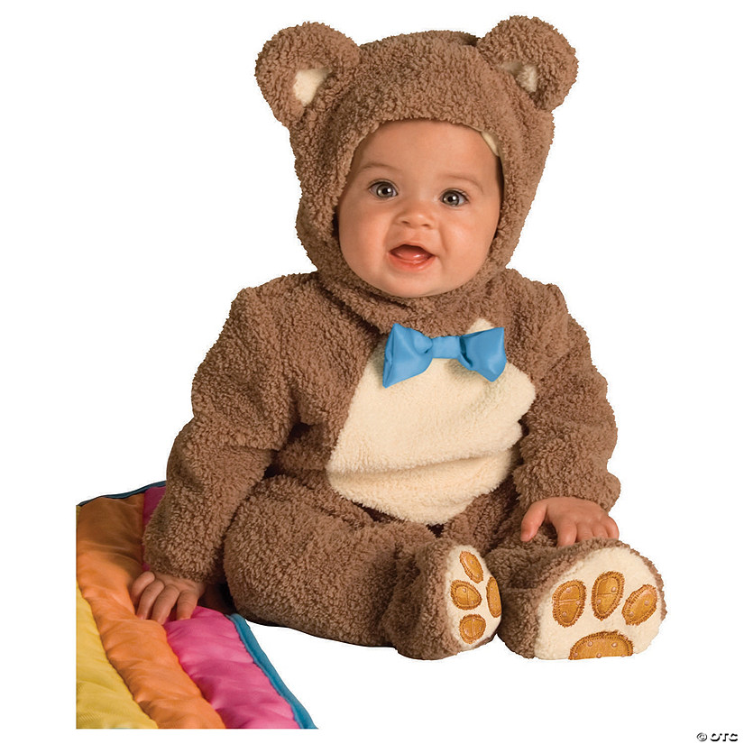 Baby Oatmeal Bear Costume Audio Thumbnail
