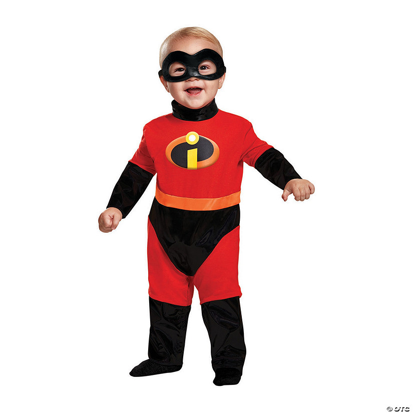 Baby's Classic The Incredibles™ Costume - 12-18 Mo. Audio Thumbnail