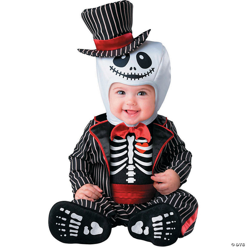 Baby's Lil Skeleton Costume Audio Thumbnail