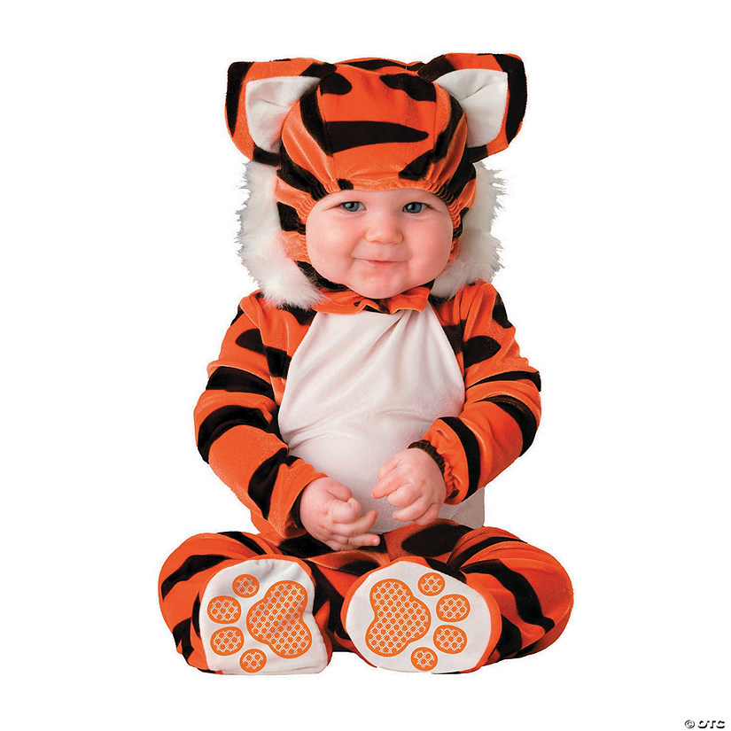 Baby's Tiger Tot Costume Audio Thumbnail