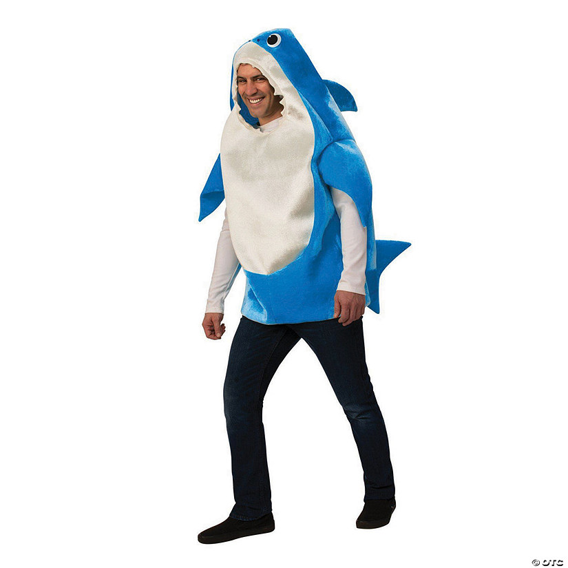 Baby Shark -  Daddy Shark Adult Costume Standard Audio Thumbnail
