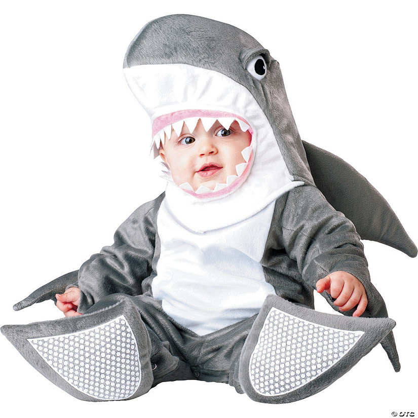 Baby Silly Shark Costume Audio Thumbnail