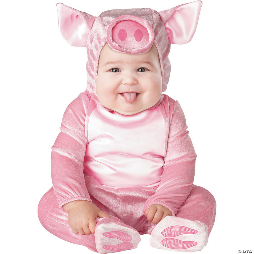 Baby This Lil Piggy Costume