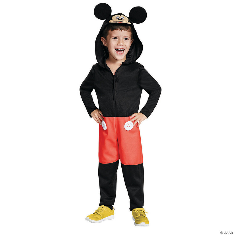 Baby/Toddler Boy's Mickey Mouse™ Costume Audio Thumbnail