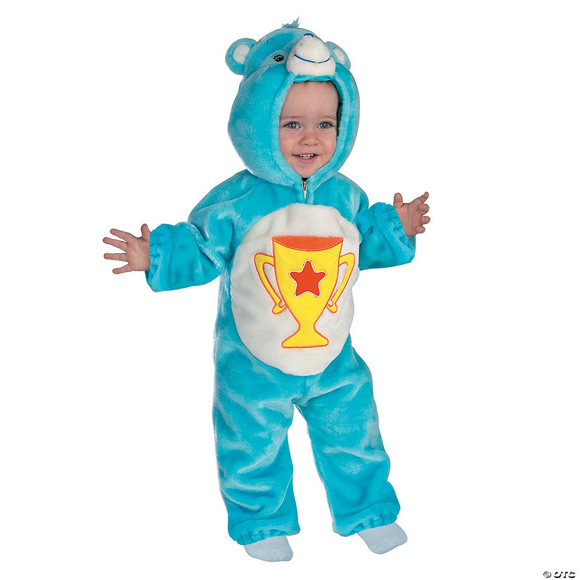 Baby/Toddler Care Bears™ Champ Costume Audio Thumbnail