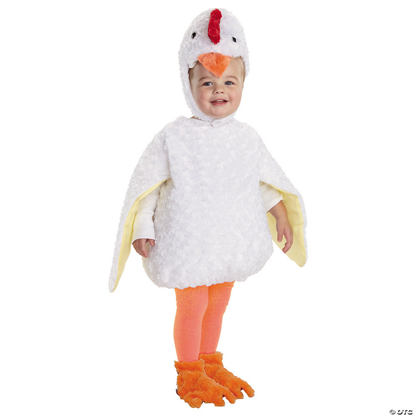 Baby/Toddler Chicken Costume Audio Thumbnail
