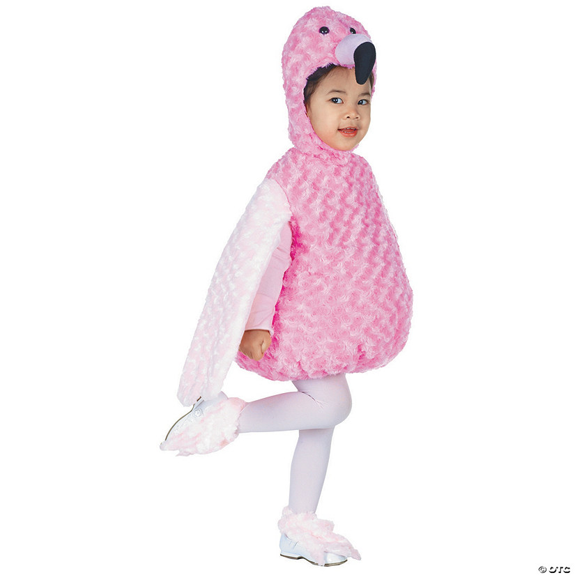 Baby/Toddler Flamingo Costume Image Thumbnail