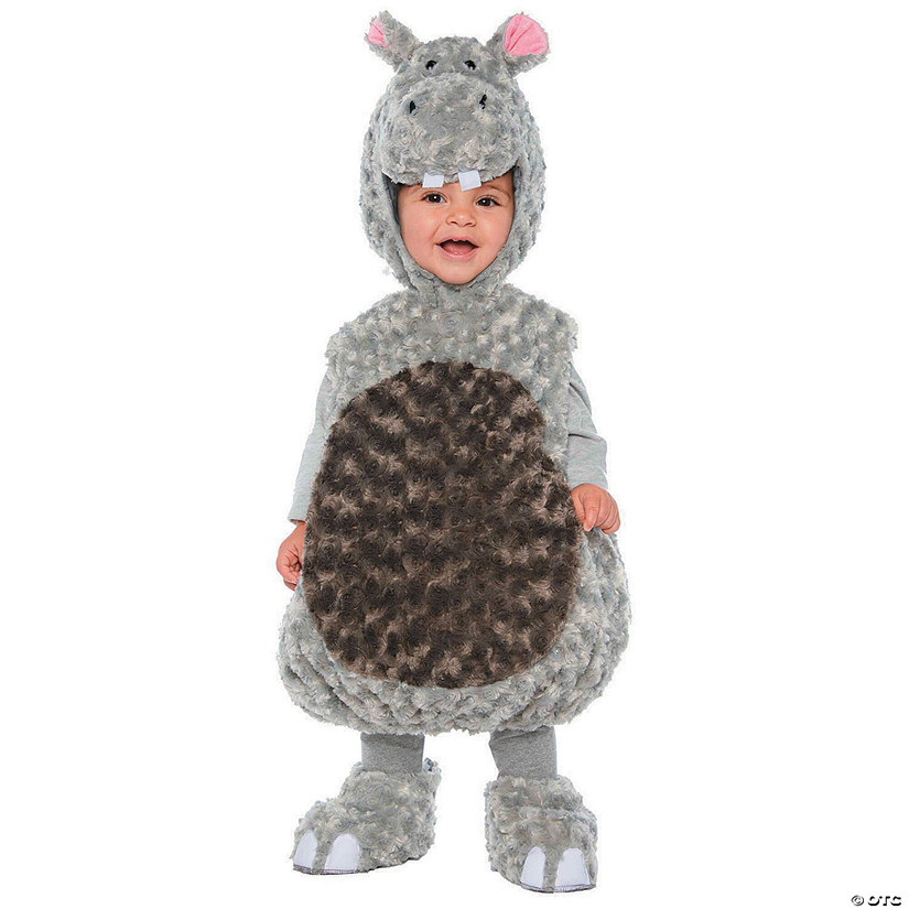 Baby/Toddler Hippo Costume Audio Thumbnail