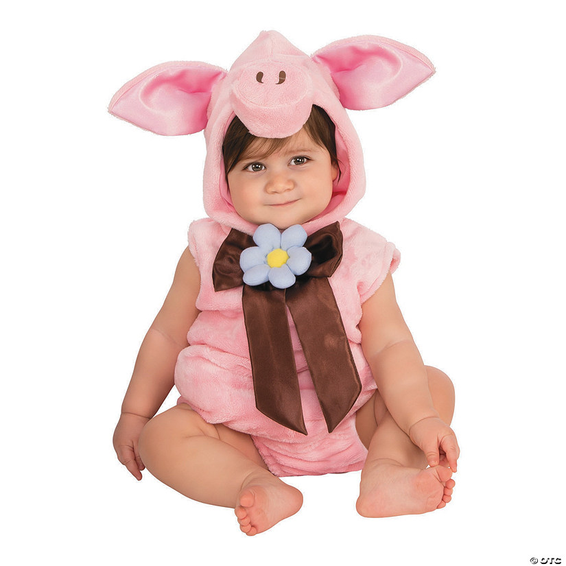Baby/Toddler Little Piggy Costume Audio Thumbnail