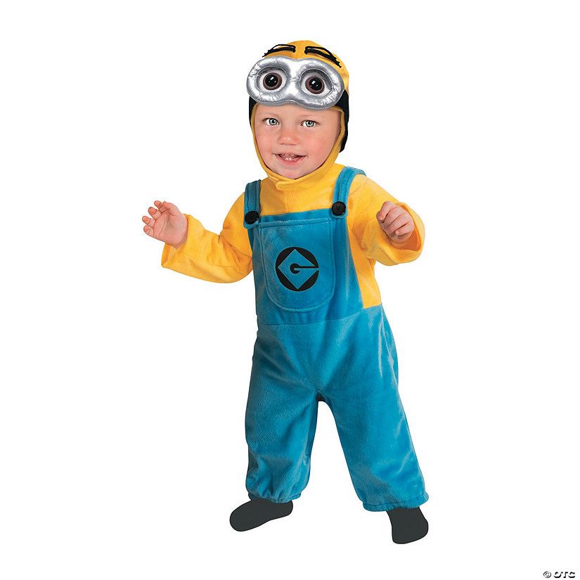 Baby/Toddler Minions™ Dave Costume Audio Thumbnail