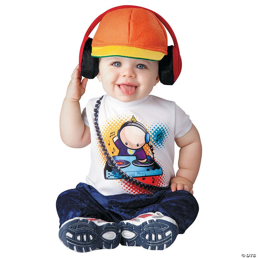Baby/Toddler Baby Beats DJ Costume